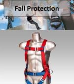 Fall Protection button
