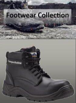 footwear button