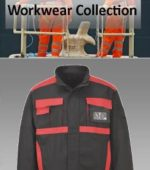 workwear button