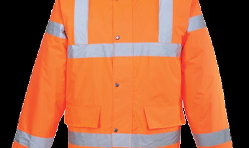 Rain Jacket Hi-Vis S460