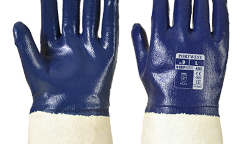 Nitrile Gloves A302