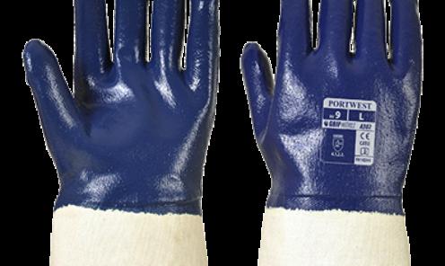 Nitrile Gloves A302
