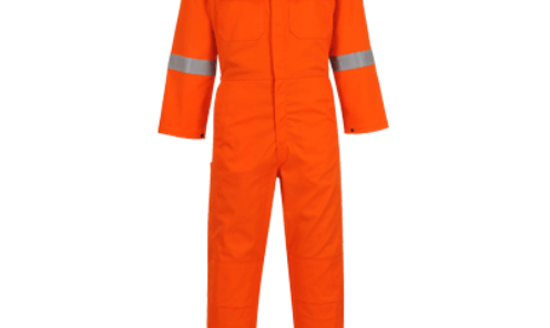Coverall Flame Resistant BIZ5