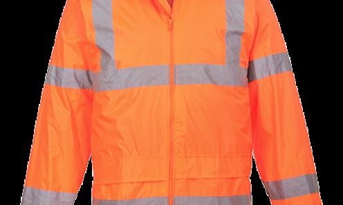 Hi-Viz Rain Jacket H440