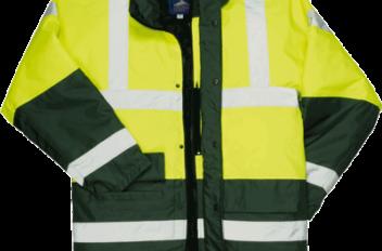 Two Tone Rain Jacket S466
